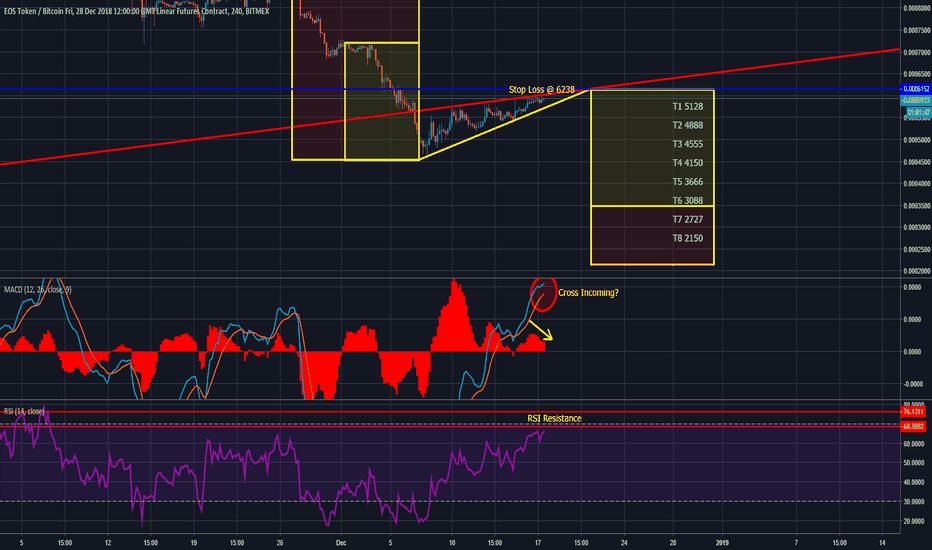 EOSZ18: Shorting Opportunity for EOS