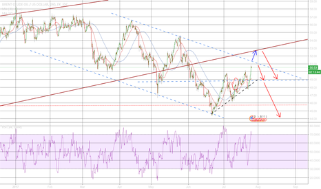 USDBRO: Even oil is at 50, but it still can be eaten by bear.