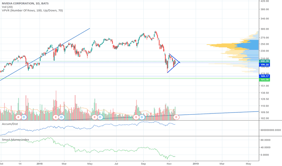 NVDA: Closing my Puts in the morning. Target was $169.