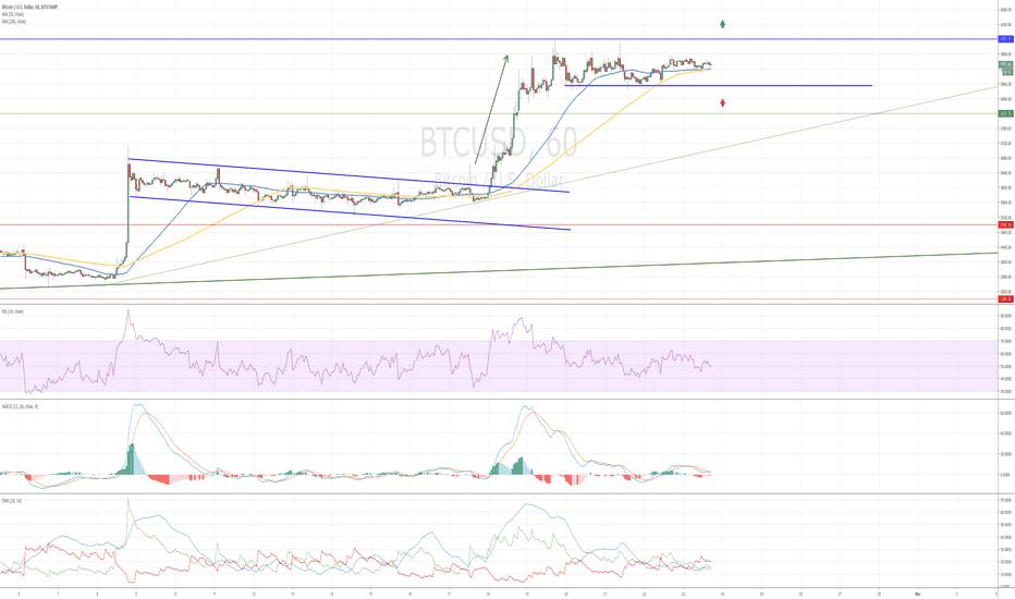 BTCUSD: Bitcoin - Short Term Movements