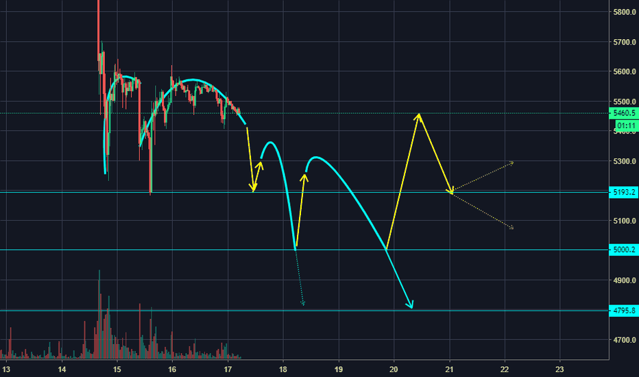 XBTUSD: BTC fall to 5K and then?