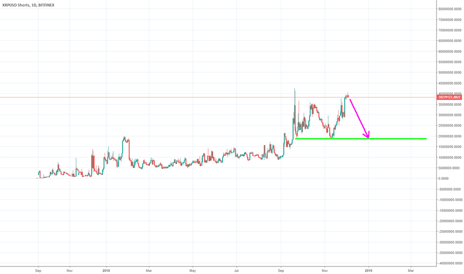 XRPUSDSHORTS: XRP shorts about to collapse
