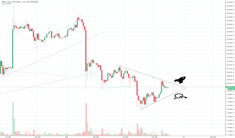 BTCUSD: Continuation or reversal?