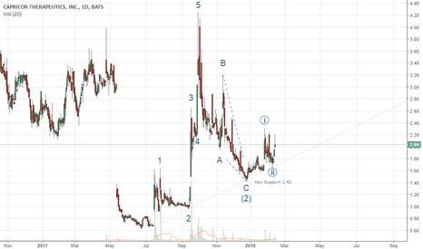 CAPR: wave 3 Buy