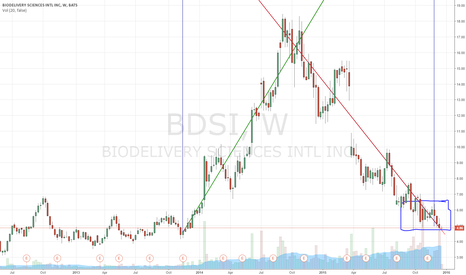 BDSI: Will BDSI Keep going down or will it rise again?