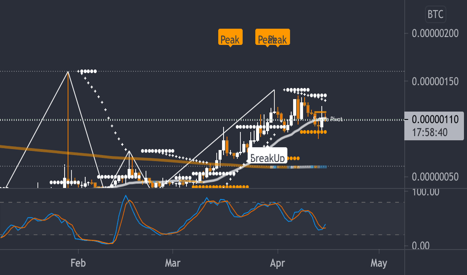 snm btc tradingview