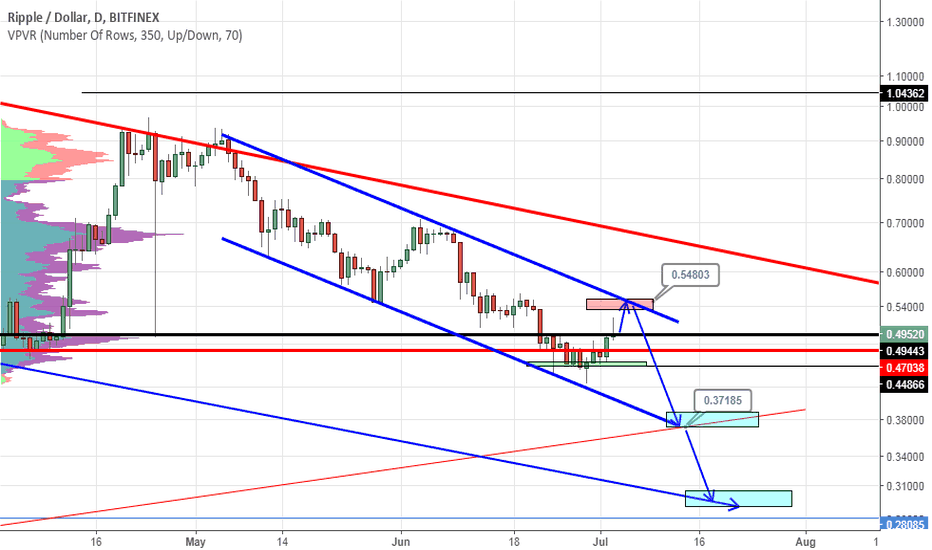 XRPUSD: XRP. I do not believe in the global long!