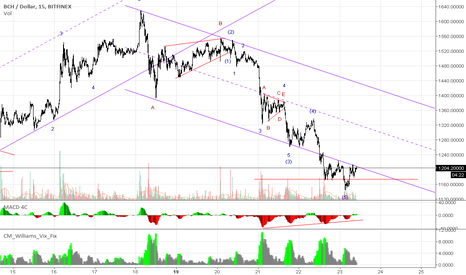 BCHUSD: BCH looking for an up move