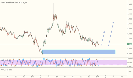 EURNZD: EURNZD - Pair to buy this year