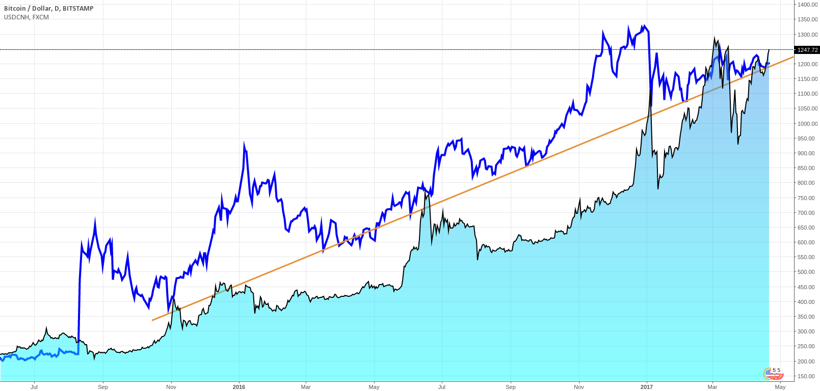 BTC; The long term view, looking for price drivers and China