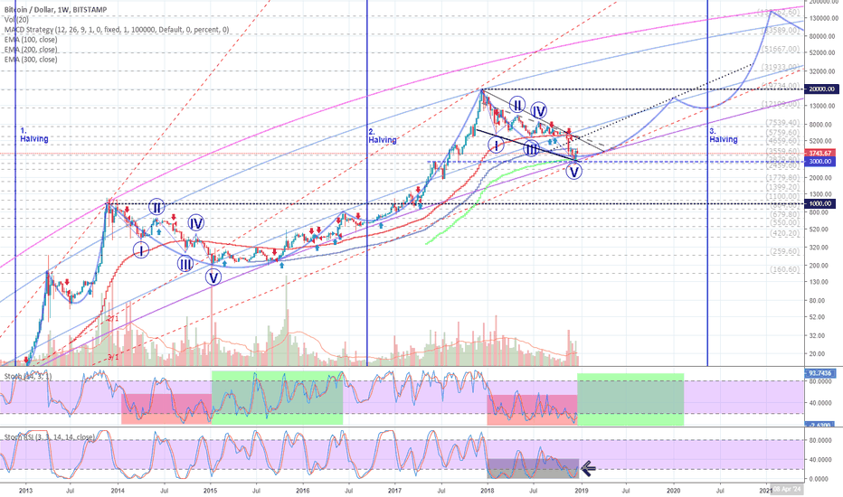 BTCUSD: BTCUSD (1W) LOG: Why is it right to buy Bitcoins? Update.
