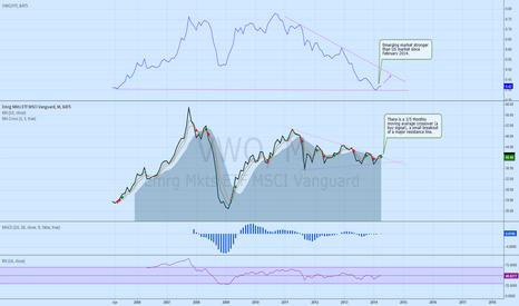 VWO: The case for emerging market