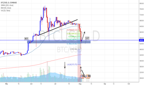 BTCUSD: BTC USD Long
