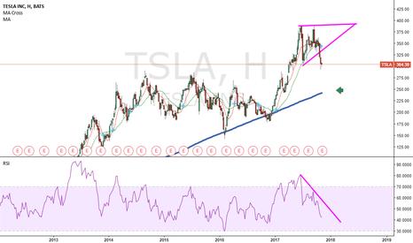 TSLA: TeSLa - Elon Musk Türkiye de. O zaman çizelim bro.