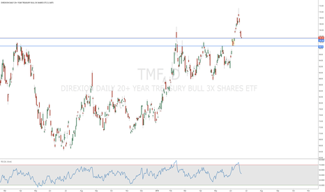 TMF: TMF (20+ Yr Treasury Bond 3X ETF)