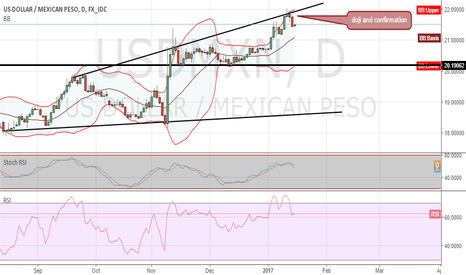 USDMXN: hug that bear