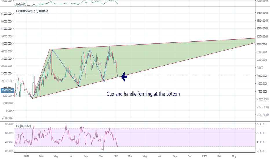 BTCUSDSHORTS: Trend + cup and handle on shorts