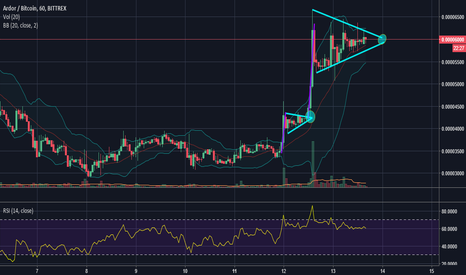 ARDRBTC: ARDOR ready for another leg up?