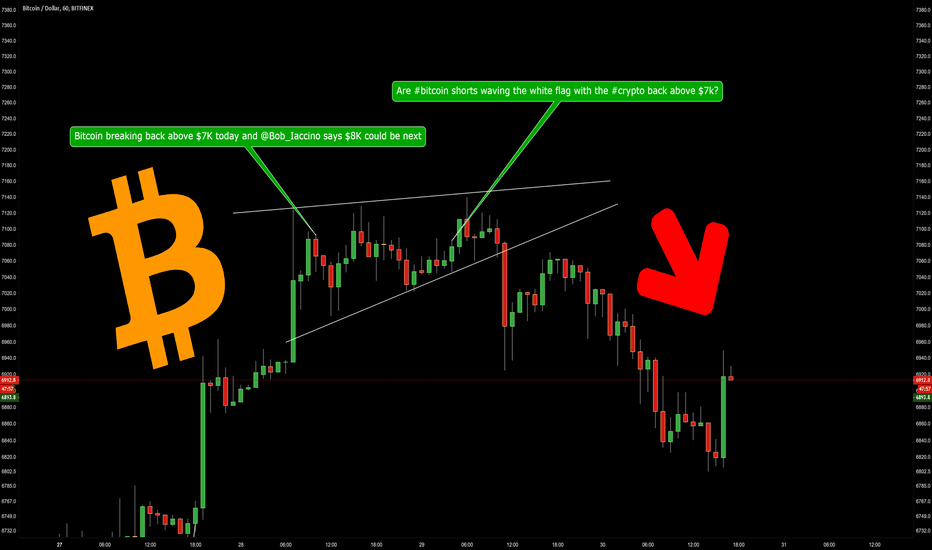 BTCUSD: CNBC Continues Printing Money For Us...