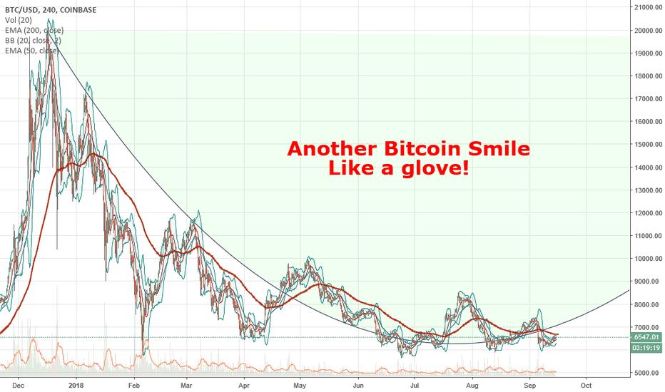 BTCUSD: Bitcoin's Fractal Smile