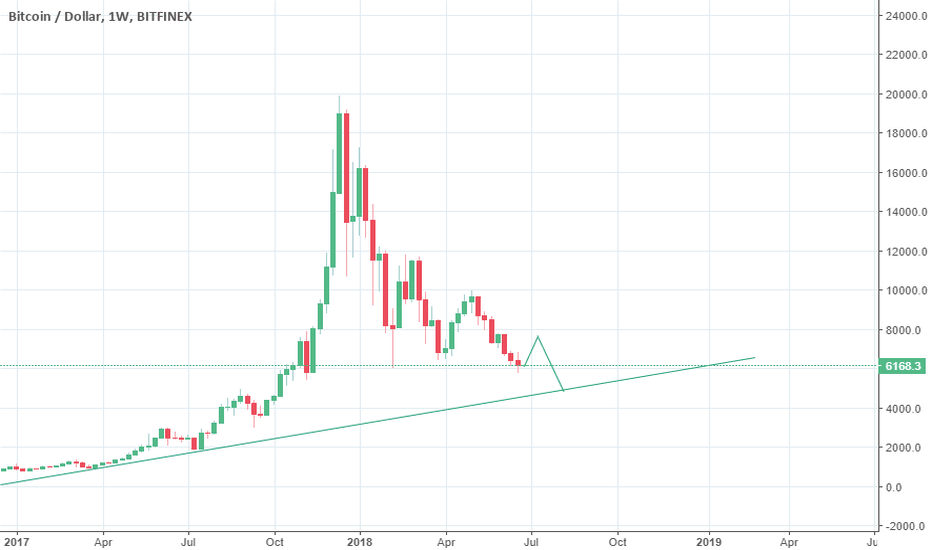 BTCUSD: btc to 4.8k this year :D
