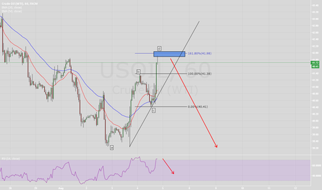 USOIL: [USOIL-WTI] Correction wave before the big papa bear