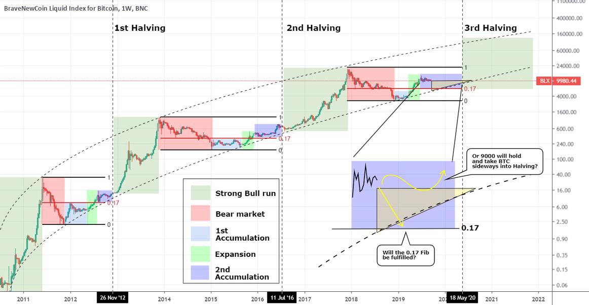 Halving bitcoin countdown