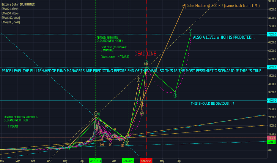 BTCUSD: 30K, 50K & 70K PREDICTIONS FROM THE HEDGE FUND MANAGERS...