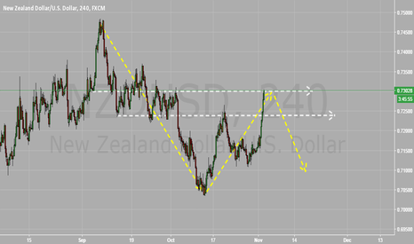 NZDUSD: My view on the currency pair NZD / USD
