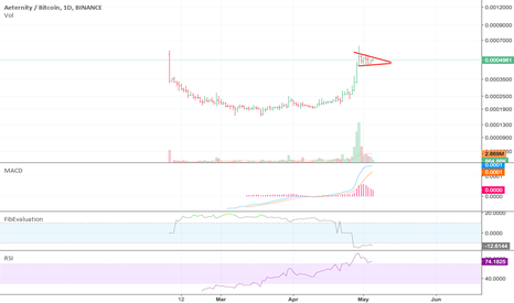 AEBTC: Bull flagging?