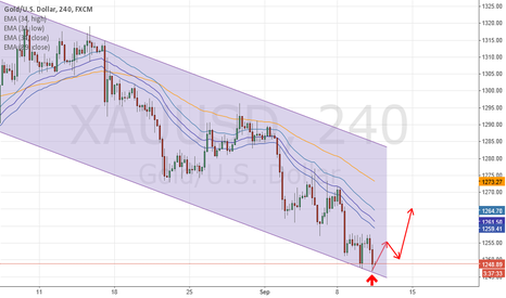 XAUUSD: Gold Short Term Long