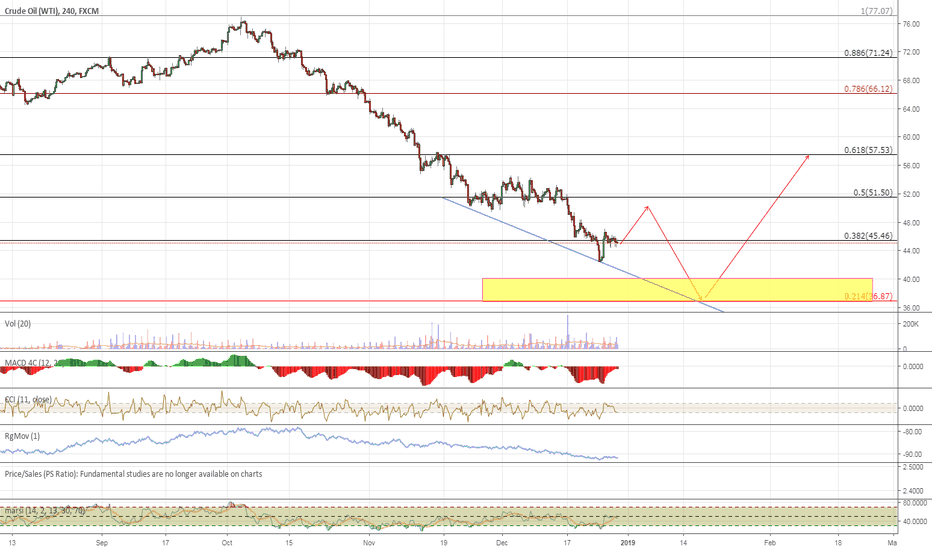 USOIL: Oil Will Have Some Wild Rides Early 2019