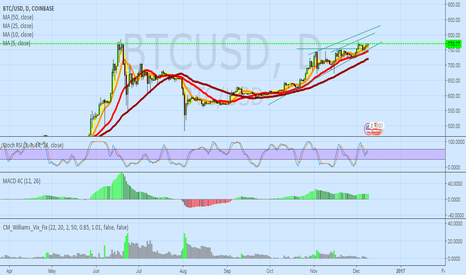 BTCUSD: First chart so don't laugh!