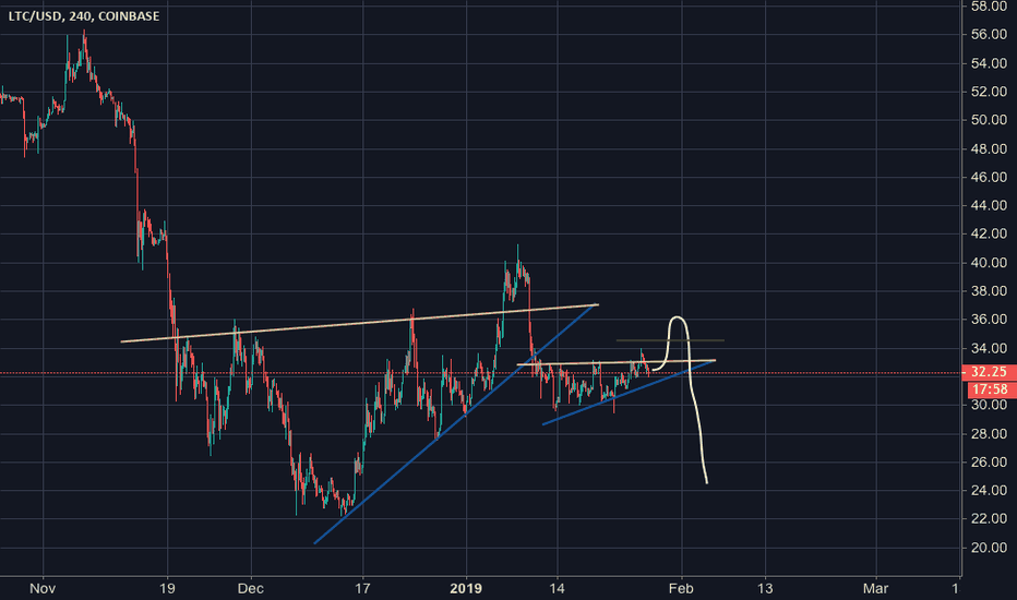 LTCUSD: possible run up to 34.5x
