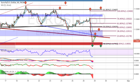 EURUSD: Analysis and Forecast EUR / USD - Weekly review (29.08-02.09)