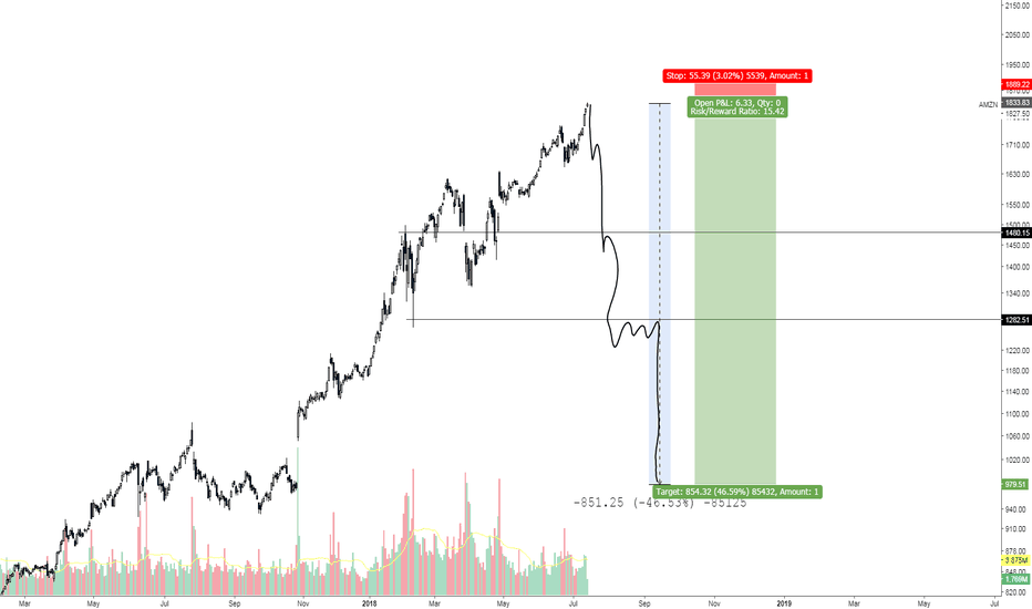 AMZN: Great Amazon bubble monster RR ratio laugh now cry later part 2