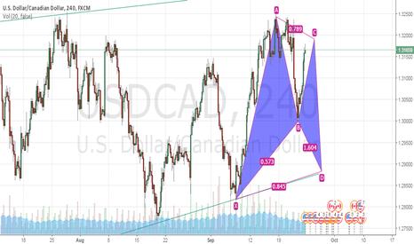 USDCAD: Bull trap
