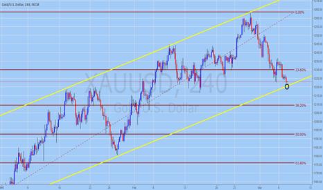 XAUUSD: GOLD Trading Forecast