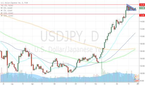 USDJPY: USD/JPY: continua il rialzo?