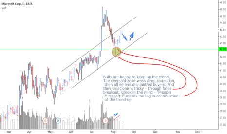 MSFT: TREND UP