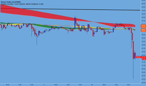 BTCUSD: not sell at 230 is a good idea .... SELL @235