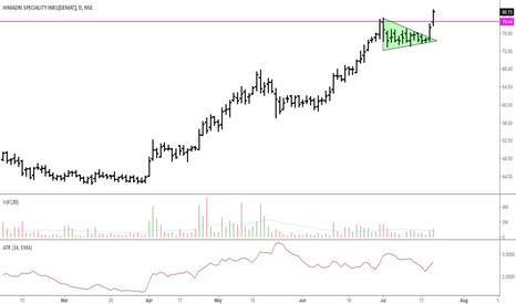 HSCL: Himadri Specialty Chemicals: Consolidation & Breakout