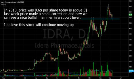 IDRA: IDRA - from 0,60$ to 5$ in 1 year