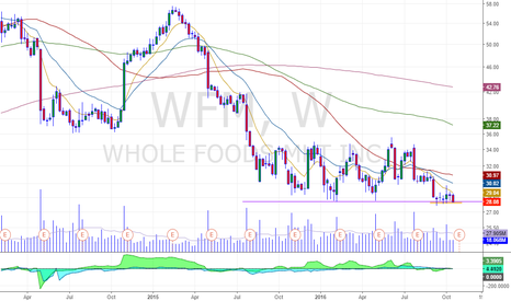 WFM: breakdown formation on the long term