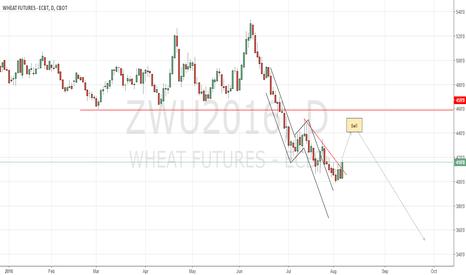 ZWU2016: CBoT wheat