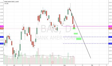 BAC: BAC - Targets and levels