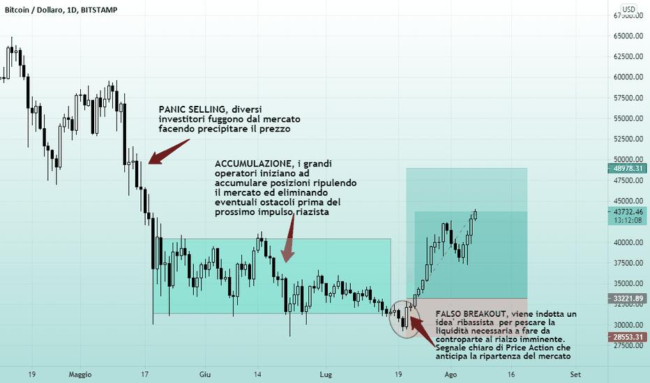 protezione del mercato cripto grafico tradingview)