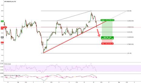 USOIL: US Oil Crude Long Position