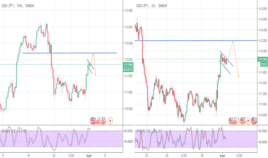 USDJPY: USDJPY_Short Term Plan
