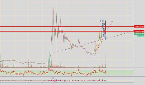 XVGBTC: All panic sellers sold LOL | XVG/BTC Holding Long